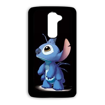 Personalised Girly Lilo And Stitch Ohana Means Family Thin Flexible Plastic Cover Case for LG G2 D802, LG G2 Ultra Thin Cell Phone Casing For Teen Girls