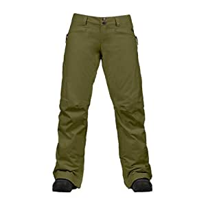 Burton Society Pant Women's Burnt Olive L