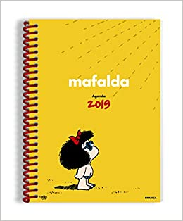 Granica GB00095 - Mafalda 2019 anillada: Amazon.es: Libros