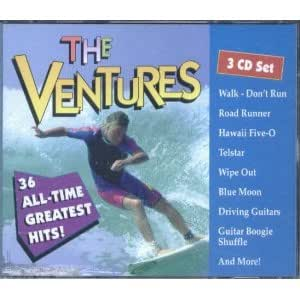 The Ventures 36 All Time Greatest Hits Amazon Com Music