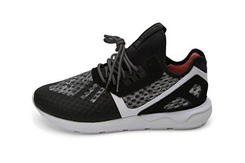 Adidas Heren Buisvormige Runner Kern Zwart / Hardlopen Wit Aq2915 12