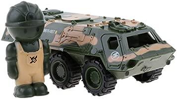 Kit de 1: 64 Modelo de Vehículo Militar Tema de Ejército ...