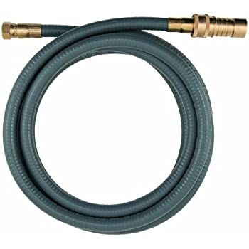 Flexible Hose For Natural Gas Grills