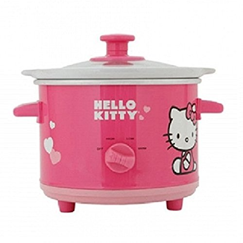 Hello Kitty Slow Cooker - Pink (APP-41209)