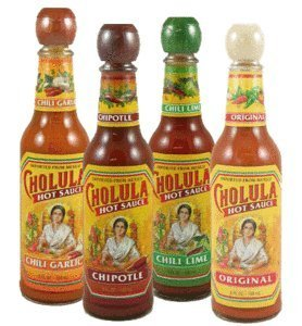 Add some Cholula hot sauce to your Easy & Healthy Taco Soup