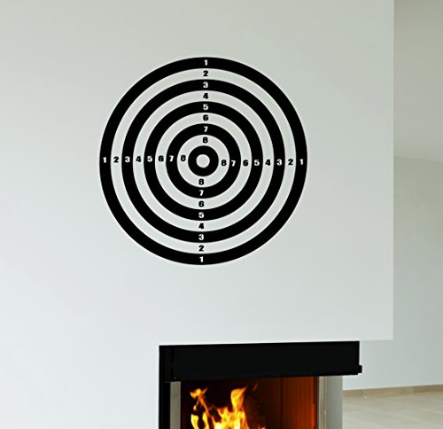 wallstickers4you wall stickers vinyl decal darts target home decor for kids i927 shop. Black Bedroom Furniture Sets. Home Design Ideas
