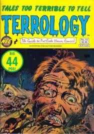 Tales Too Terrible to Tell Issue #11 Terrology]()
