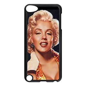 I-Cu-Le Customized Print Marilyn Monroe Pattern Hard Case for iPod Touch 5