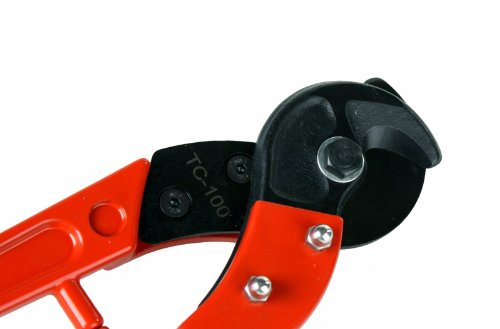 Steel Dragon Tools TC 100 Handheld 12'' Wire Cable Cutter for Aluminum and Copper up to 120 mm²/250 MCM by Steel Dragon Tools (Image #3)