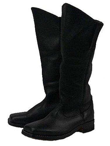 Borgerkrig Lær Kavaleri / Artilleri Støvler