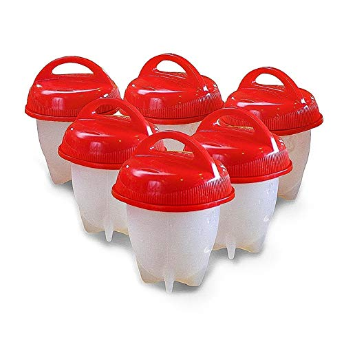 Egg Cooker Cups Premium Set - Ha...