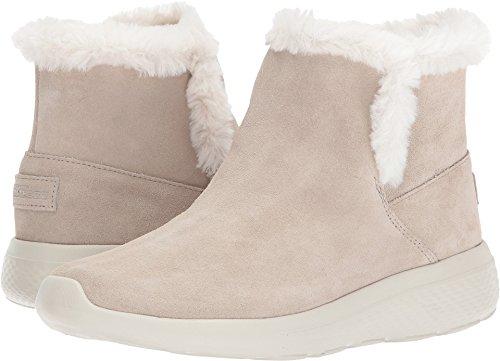 2017 Fashion Women Winter Boots Shoes (Beige) - 9