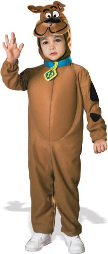 Toddler Scooby Doo Costumes (Scooby-Doo Child's Scooby Costume, Toddler: 1-2 Years)