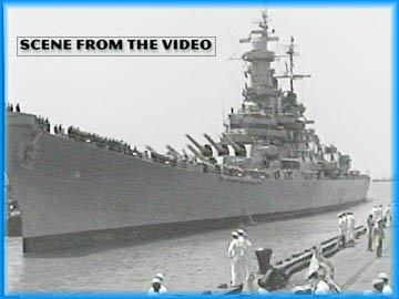 Amazon com: Iowa Class Battleships: USS Iowa, USS New Jersey