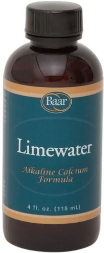 UPC 813478000973, Lime Water, 4 oz