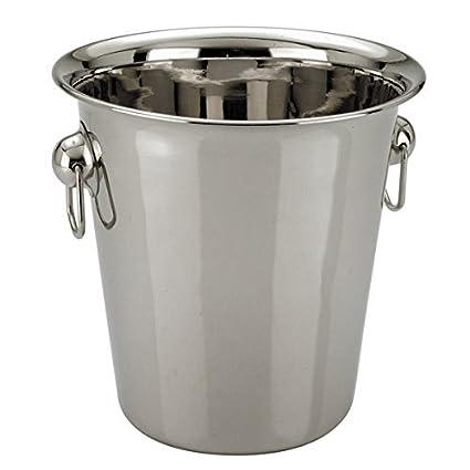Champagne Ice Wine Bucket 4 Litro en Acero Inoxidable