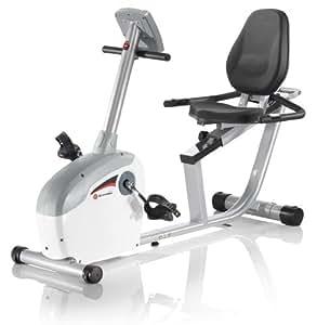 Schwinn 220 Recumbent Exercise Bike (2009 Model)