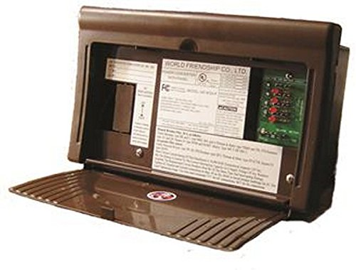ARTERRA DIST RV Trailer 8700 Series 25Amp Power Center - Wf-8725P Power Converter