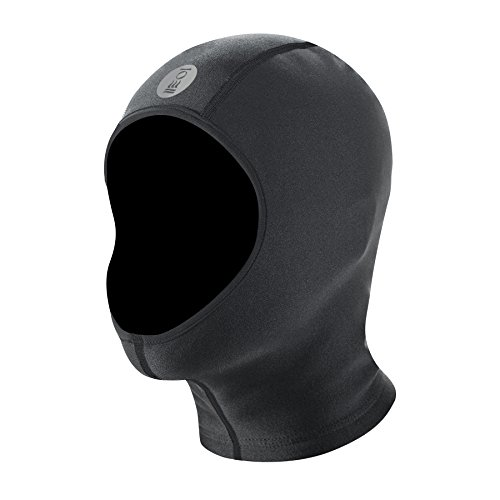 Fourth Element Thermocline 2mm Neoprene-Free Wetsuit Hood Large Black by Fourth Element