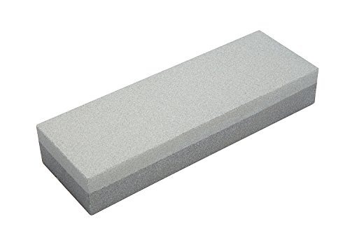 (Bora 501057 Fine/Coarse Combination Sharpening Stone, Aluminum Oxide)