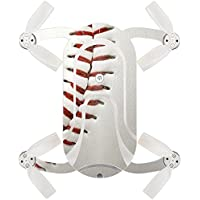 Skin For ZEROTECH Dobby Pocket Drone – Baseball | MightySkins Protective, Durable, and Unique Vinyl Decal wrap cover | Easy To Apply, Remove, and Change Styles | Made in the USA