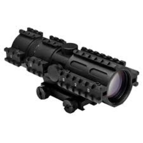 NcStar 2-7x32 Compact Scope/3 Rail Sighting System