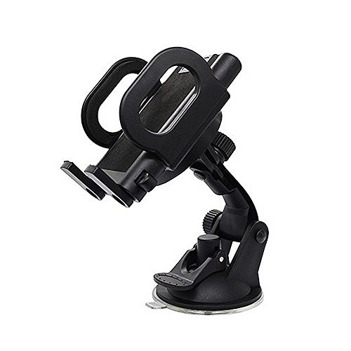 Mars Universal Adjustable Car Bracket - Vehicle Mount For Navigation, GPS and Smartphones - Cell Phone Holder With...