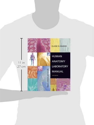 Human Anatomy Lab Manual with Cat Dissections 5th Edition: Amazon.ca ...