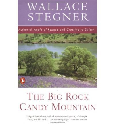 The Big Rock Candy Mountain[ THE BIG ROCK CANDY MOUNTAIN ] By Stegner, Wallace Earle ( Author )Mar-01-1991 - Candy Big Mountain Rock Stegner