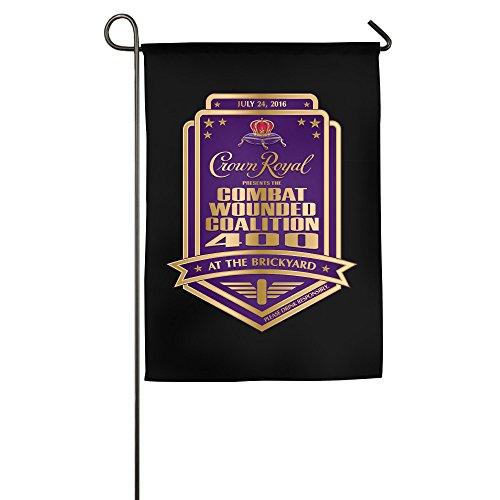 "Crown Royal House Flag Garden Flag Indoor Flag (2 Sizes: 1218"", 1827"") 1827inch"