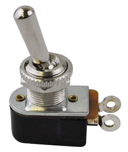 (SeaSense On/Off Brass Toggle Switch, 3/4-Inch)