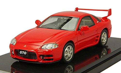1/43 MITSUBISHI GTO twin turbo MR (パッションレッド) W186