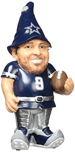 FOCO Dallas Cowboys Romo T. #9 Resin Player Gnome by FOCO