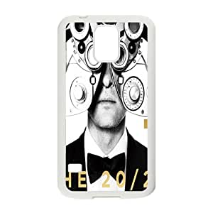 LINGH Justin Timberlake Wallpaper Cell Phone Case for Samsung Galaxy S5
