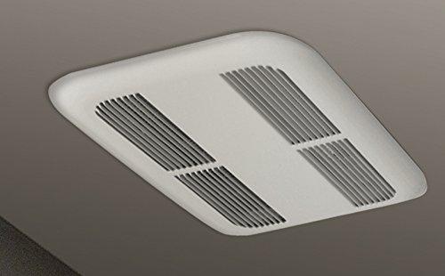 Stelpro SK0501 Air Curtain Ceiling Fan Heater - 500W, 120...