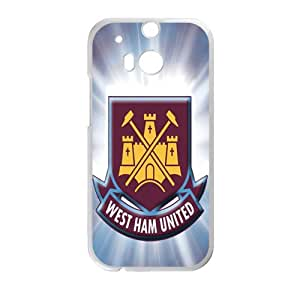 Happy West ham united Cell Phone Case for HTC One M8