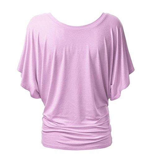 MTTROLI - Camisas - para mujer morado claro
