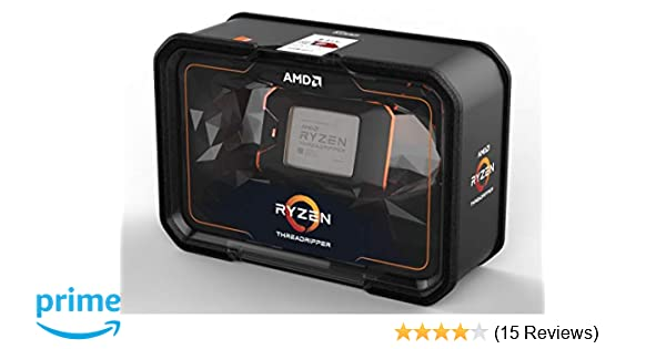 Amazon.com: AMD Ryzen Threadripper 2990WX Processor (YD299XAZAFWOF): Computers & Accessories
