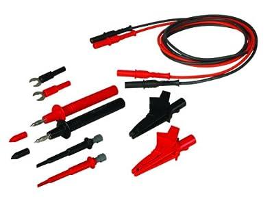 Cal Test Electronics 10 Piece Digital Multimeter Accessory Kit
