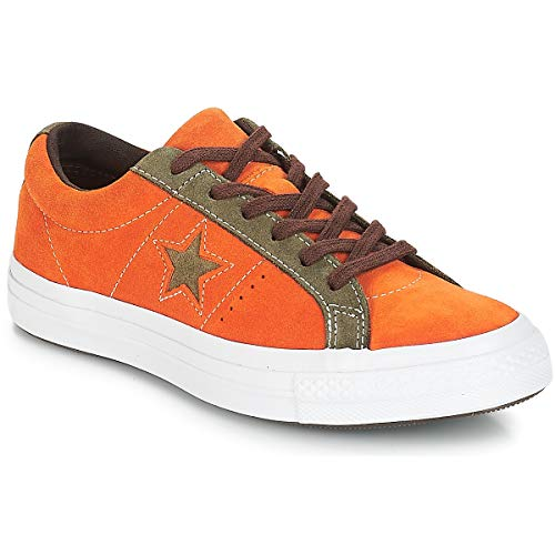 One Multicolore Ox Mixte Surplus Field Lifestyle Adulte Bold Mandarin Basses 810 Converse Star Sneakers BwZ1Tx5pq