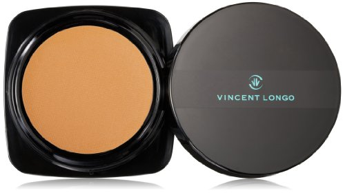 - VINCENT LONGO Water Canvas Creme-To-Powder Foundation, Honey Pecan