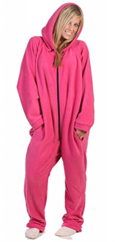 Forever Lazy Women's Adult Onesie - Hanky Pinky