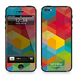 """Da Code ? Skin for iPhone 4/4S: """"Beautiful Pattern"""" (Abstract Series)"""