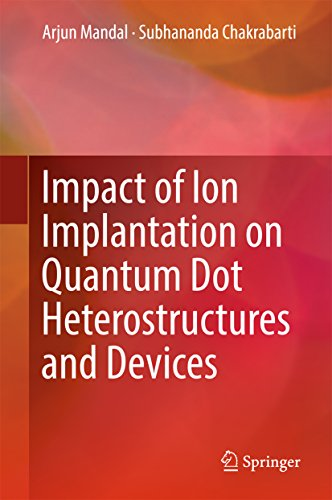 Impact of Ion Implantation on Quantum Dot Heterostructures and Devices
