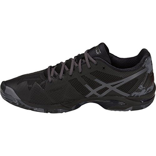 Chaussures Asics Gel-solution Speed 3 L.E. Black