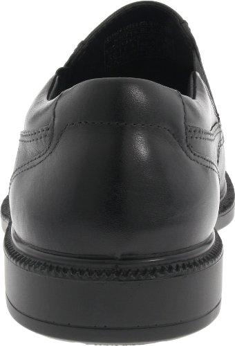 Slip 10 Black Black on Leverage Hush Puppies Loafer Us M Mens tUwqqgZH