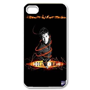 Printed Phone Case Doctor Who For iPhone 4,4S Q5A2113367