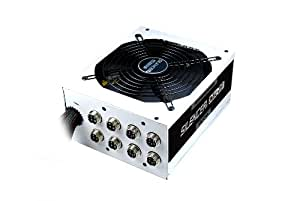 PC Power & Cooling Silencer Series 1200 Watt 80+ Platinum Semi-Modular Active PFC Industrial Grade ATX PC Power Supply (PPCMK3S1200)