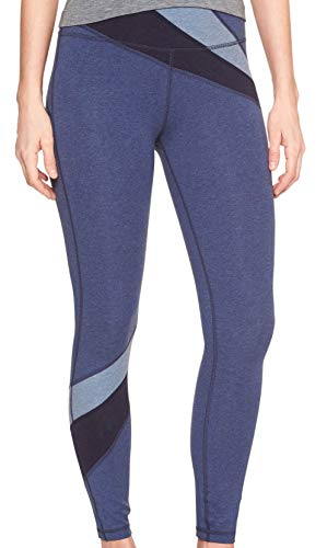 Gap Yoga Pants - GAP Womens GFast Spliced Yoga Leggings Hanover Blue (XX-Large)