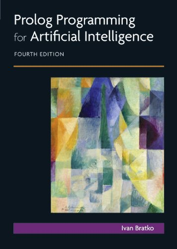 Prolog Programming for Artificial Intelligence (4th Edition) (International Computer Science Series) by Pearson Education Canada